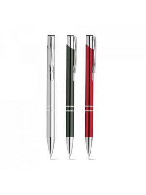 Lápices y portaminas beta pencil de metal con impresión vista 1