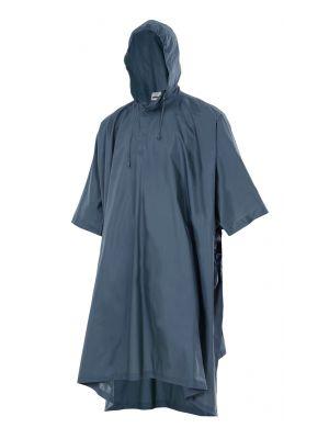 Chubasqueros y cortavientos velilla poncho de lluvia con capucha de poliéster vista 1