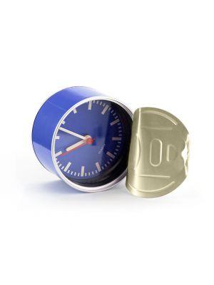 Relojes sobremesa proter de metal para personalizar vista 1