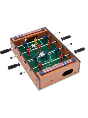 Barajas y juegos de mesa minifutbolín michi de madera para personalizar vista 1