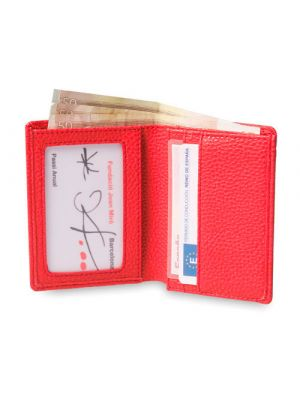 Carteras y monederos cartera lanto de polipiel con publicidad vista 1