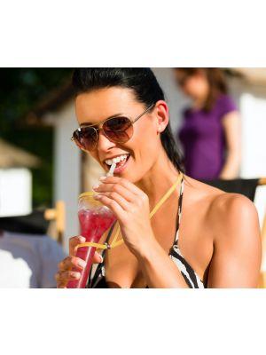 Accesorios eventos vaso partys de pet con publicidad vista 1