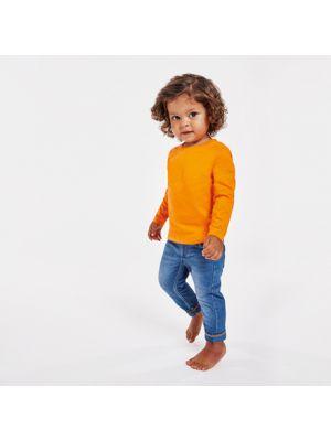 Camisetas manga larga roly baby ls de 100% algodón vista 1