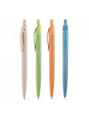 Bolígrafos básicos camila de paja vista 3