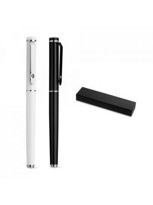 Bolígrafos roller caliope roller de metal con logo vista 2