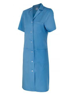 Batas sanitarias velilla mujer manga corta 907 de algodon vista 1