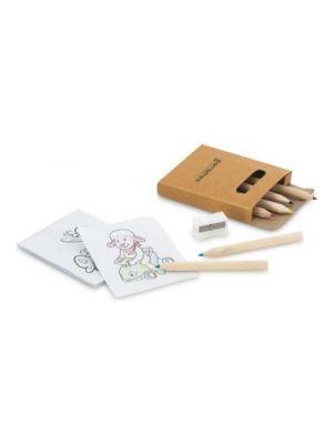 Pinturas colorear anim de cartón para personalizar vista 1
