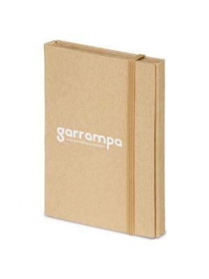 Libretas con banda elastica eliot de cartón ecológico vista 1