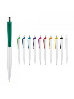 Bolígrafos básicos ana de plástico vista 5
