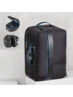 Mochilas para ordenador branve dynamic 2 in 1 backpack de polipiel con logo vista 6