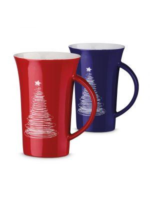 Navidad annya. taza de cerámica vista 1