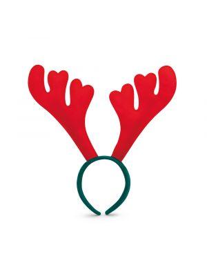 Navidad albiez. adorno de navidad de poliéster con impresión vista 1