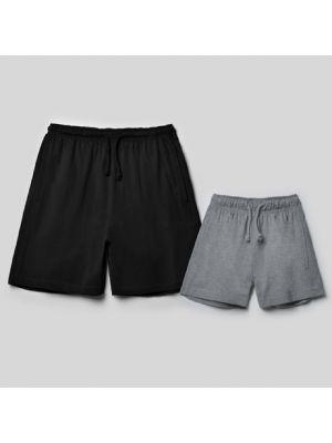 Pantalones roly sport niño de 100% algodón con logo vista 1