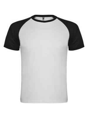 Camisetas técnicas roly indianapolis niño de poliéster para personalizar vista 1