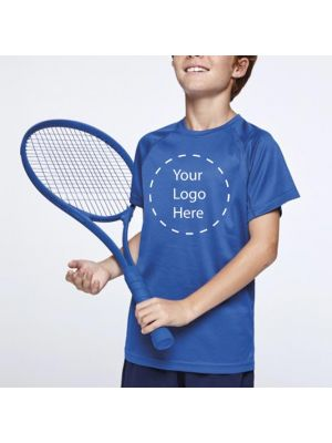 Camisetas técnicas roly bahrain niño de poliéster con impresión vista 1