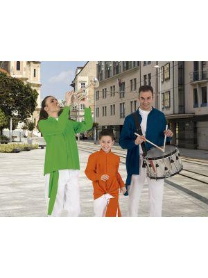 Blusones peñas valento pregon niño con publicidad vista 1