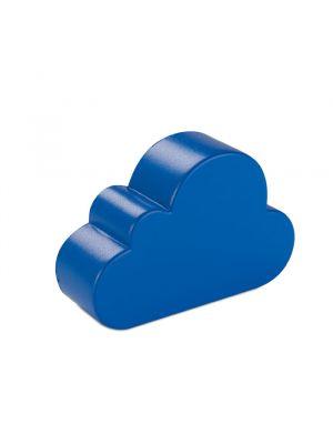 Relax cloudy anti estrés en forma de nuve de plástico vista 1