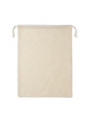 Bolsas compra veggie de 100% algodón con impresión vista 1