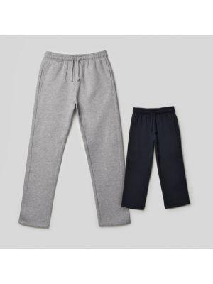 Pantalones técnicos roly new astun de algodon con publicidad vista 1
