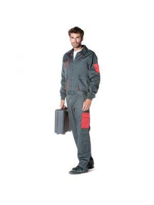 Pantalones de trabajo roly worker de poliéster para personalizar vista 1