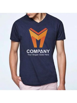 Camisetas manga corta roly samoyedo de 100% algodón con publicidad vista 2