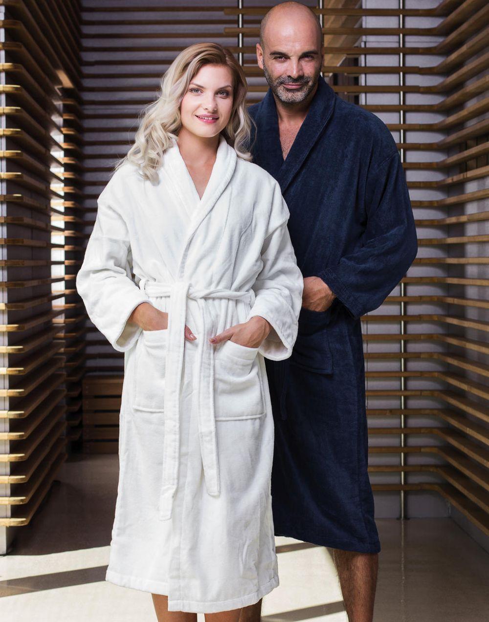 Toallas y albornoces towels by jassz albornoz como con publicidad vista 1