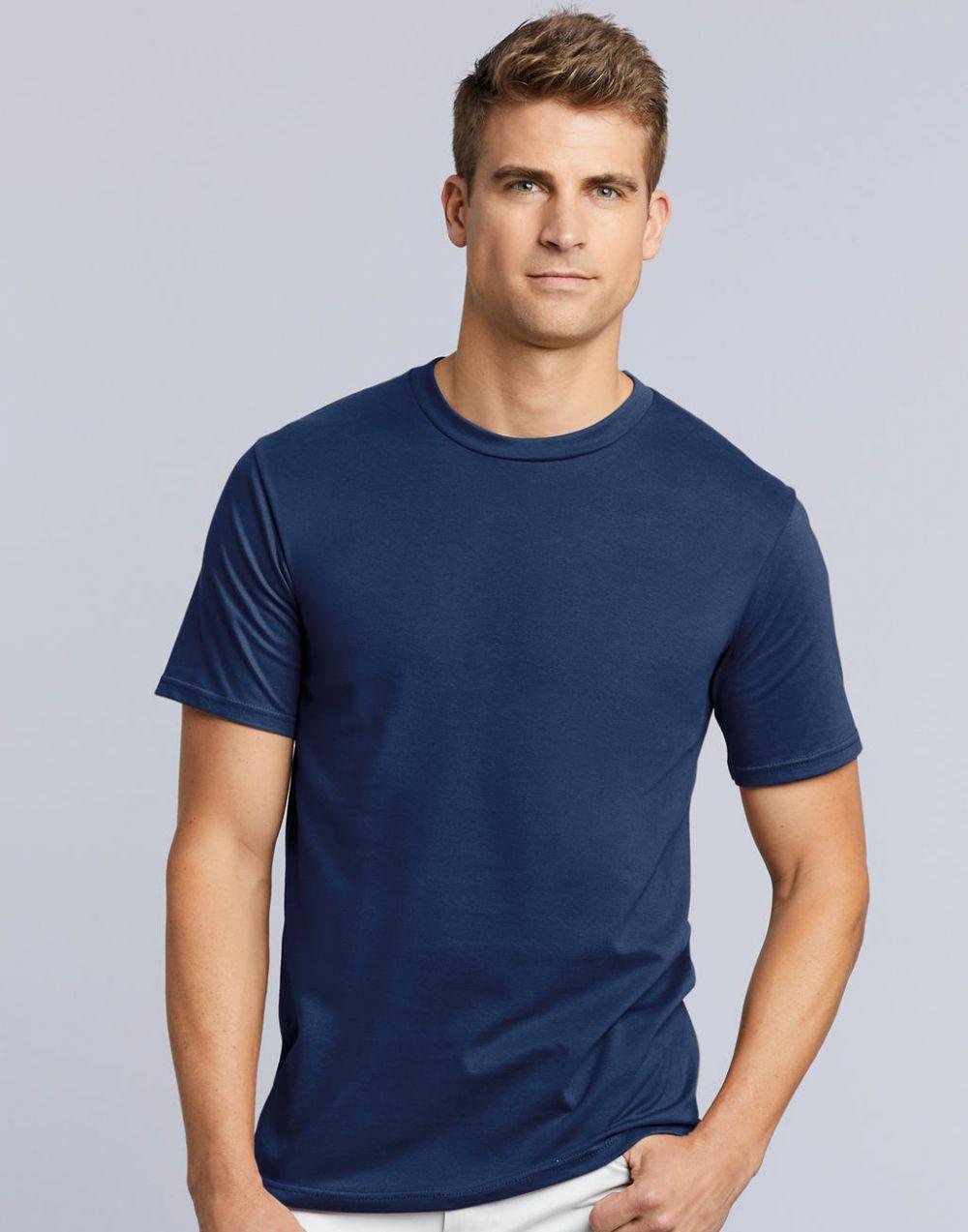 Camisetas manga corta gildan premium 185 gr vista 1