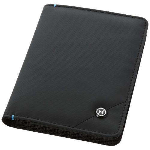 Carteras y monederos cartera con rfid para pasaporte odyssey de tarpaulin para personalizar vista 1