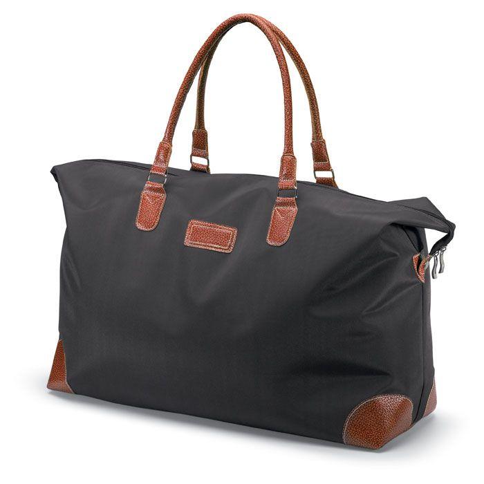 Bolsa de viaje personalizada boccaria de poliéster con impresión vista 1