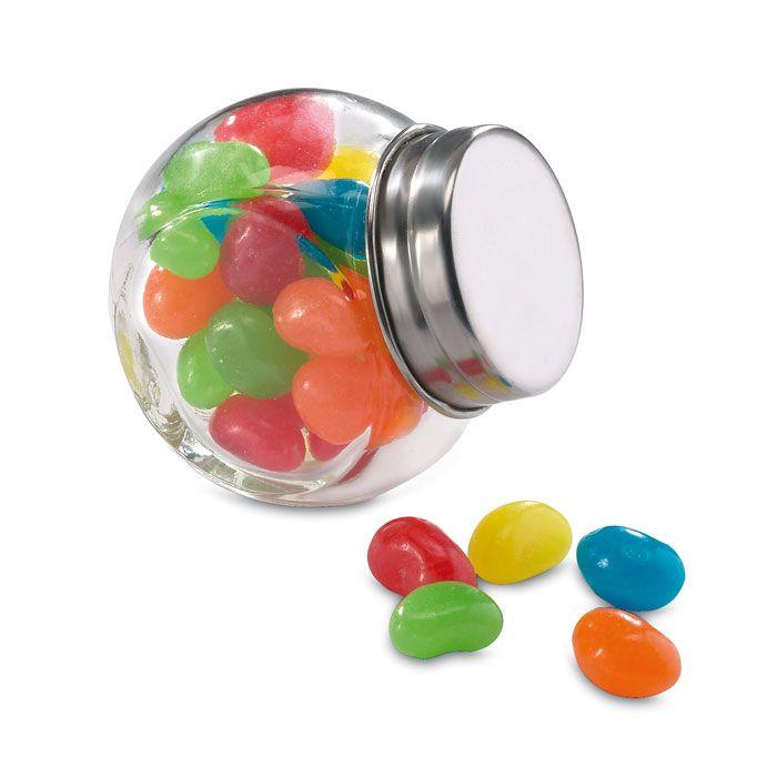 Caramelos beandy de cristal para personalizar vista 1