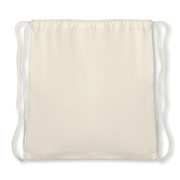 Regalos ecológicos organic hundred mochila de algodón orgánico de 100% algodón ecológico vista 1